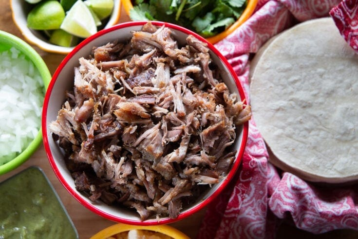 Easy Baked Carnitas Recipe