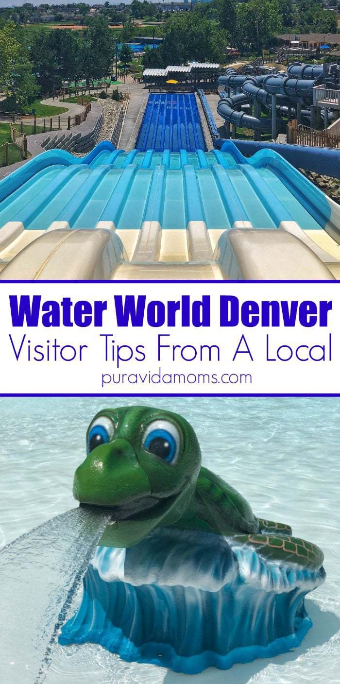 5 Visitor Tips Water World Denver