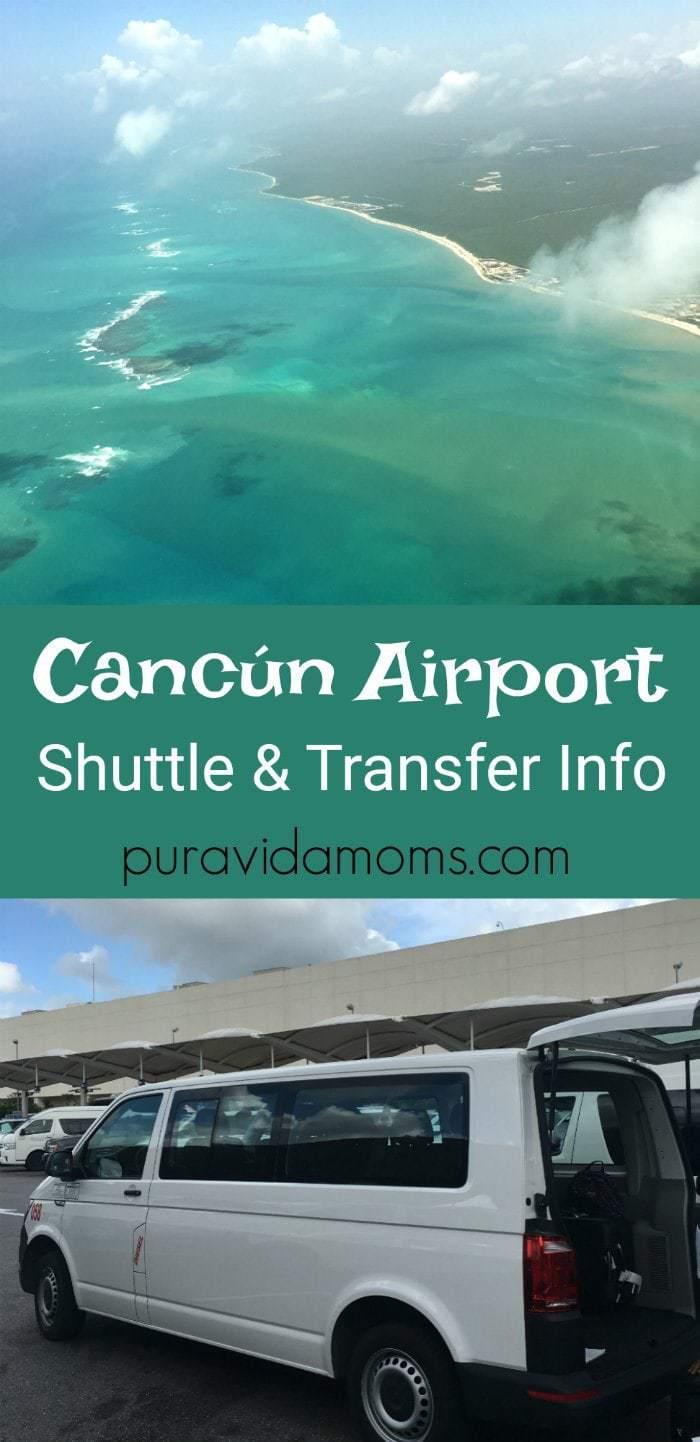 happy shuttle cancun review pura vida moms. Black Bedroom Furniture Sets. Home Design Ideas