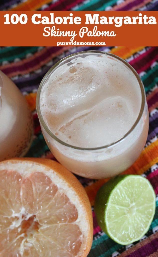 100 Calorie Margarita