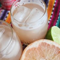 The Easiest 100 Calorie Margarita You'll Ever Make!