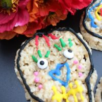 Decorated Calavera Recipe