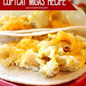 Torchy's Tacos Copycat Migas Recipe