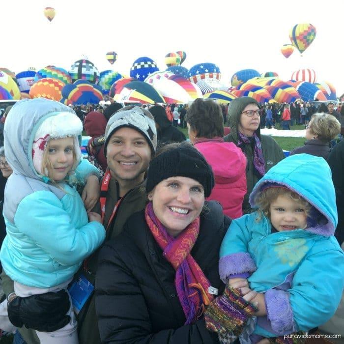 Packing Tips for Albuquerque Balloon Festival