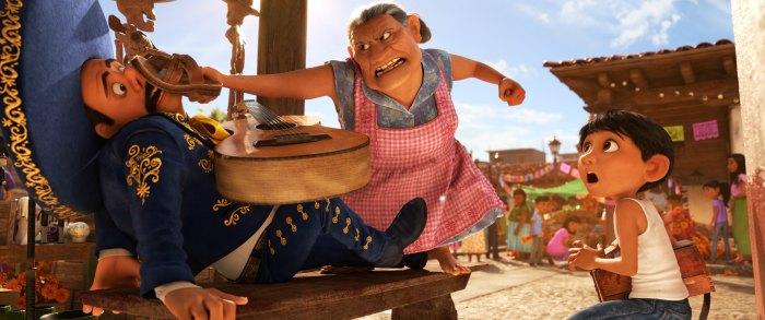 Disney Pixar's Coco Chancleta