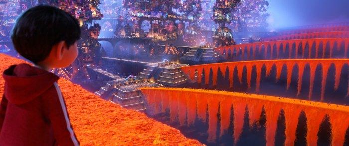 Disney Pixar's Coco Land of the Dead