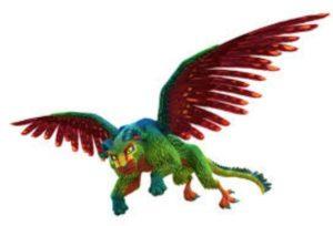 Pixar Coco Spirit Animal