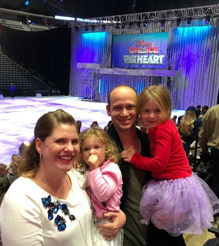 Disney On Ice Pepsi Center Denver