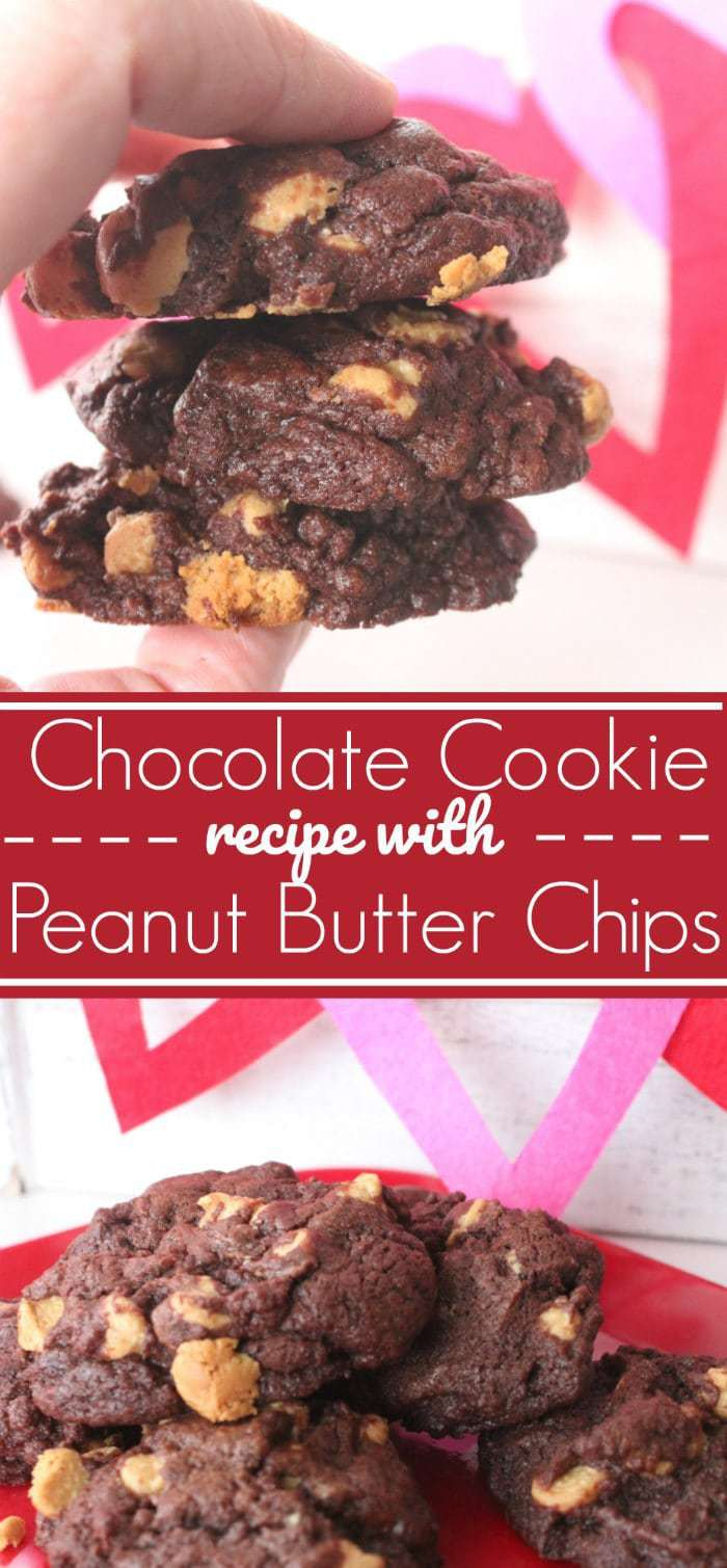 Chocolate Peanut Butter Chip Cookie Recipe