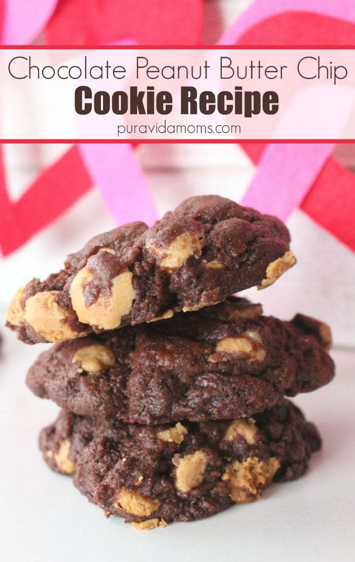 Cookie Recipe Chocolate Peanut Butter Chip Cookies