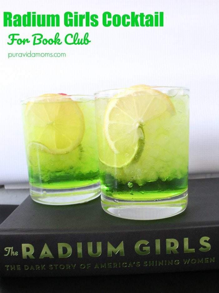 Radium Girls Cocktail Recipe