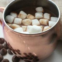 The Best Slow Cooker Hot Chocolate Recipe