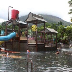 Family Hot Springs Costa Rica