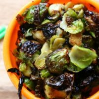 Sugar Free Crispy Asian Brussels Sprouts Recipe