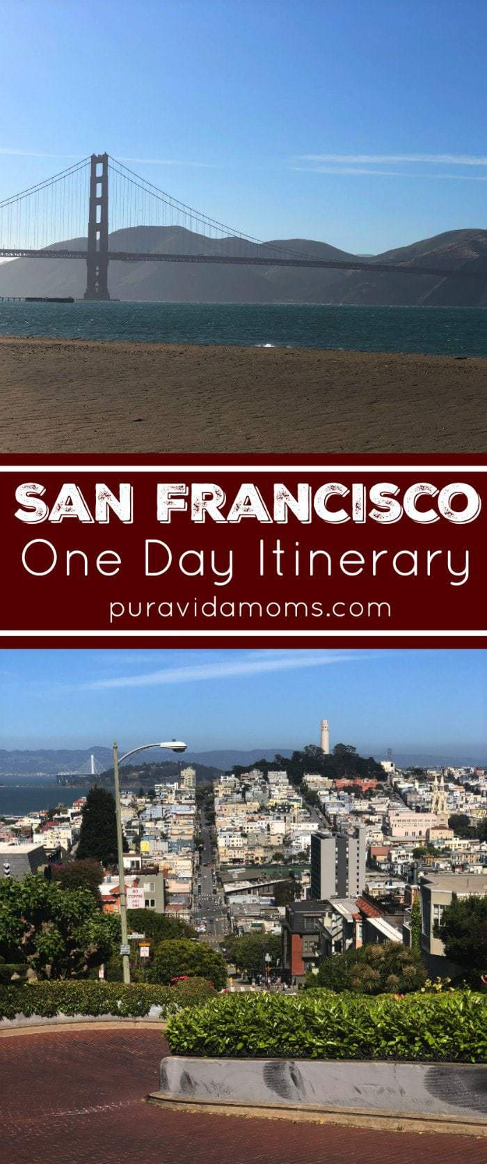 The City By The Bay definitely warrants lots of travel time- but if you are like me and only have one day in San Francisco, here is the perfect itinerary!