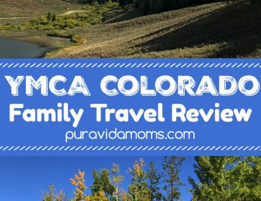 YMCA of the Rockies Snow Mountain Ranch is the perfect Colorado getaway for all ages- soaring mountain views, hikes, and fun activities like swimming, rollerskating rink and craft cabin. The perfect affordable family vacation in Colorado!
