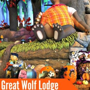 Looking for the perfect Halloween weekend getaway for the whole family? The Great Wolf Lodge Halloween celebration is not to be missed- and there's so much more to do than just the indoor water park!