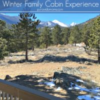 The YMCA of the Rockies in Estes Park is the perfect spot for a cozy, all-inclusive family vacation that doesn't break the bank. An inside look at the winter cabin experience at the YMCA Estes Park. With a host of included indoor and outdoor winter activities, there's unplugged fun for everyone in the Colorado Rocky Mountains! #colorado #estespark #familytravel #ymca #traveltips #coloradotravel