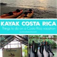 Kayak /costaa rica