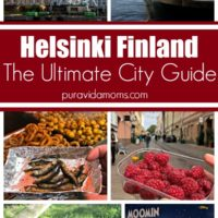 The Ultimate Guide to city travel in Helsinki, Finland.