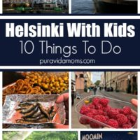 10 activities to do in Helsinki with kids.