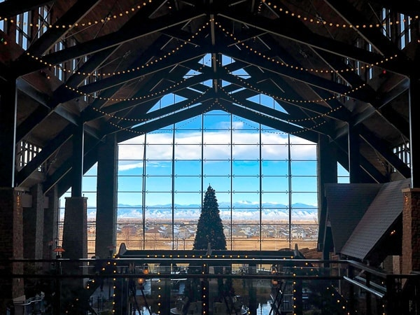Christmas at Gaylord Rockies