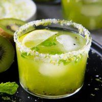 Mint Kiwi Margarita
