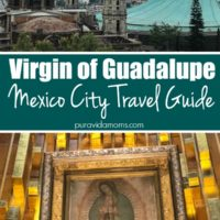 Travel Guide to Mexico City's Virgin of Guadalupe.