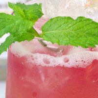 Pink Pirate Rum Punch Recipe (21 and up)
