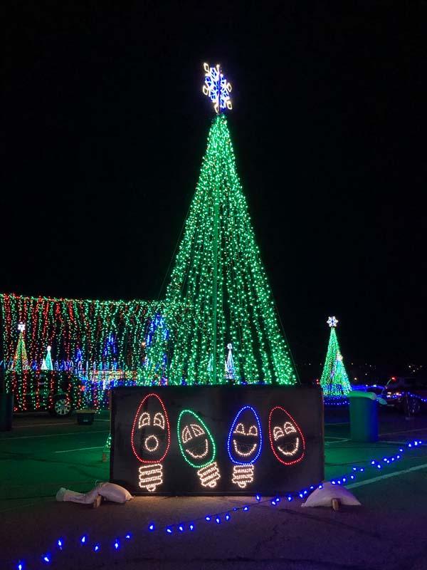 light up dancing lights to music in denver