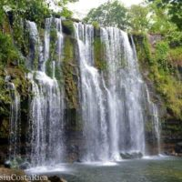 Llanos de Cortez Waterfall - Two Weeks in Costa Rica