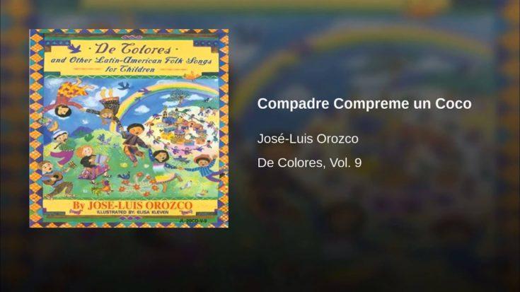 Compadre Compreme un Coco