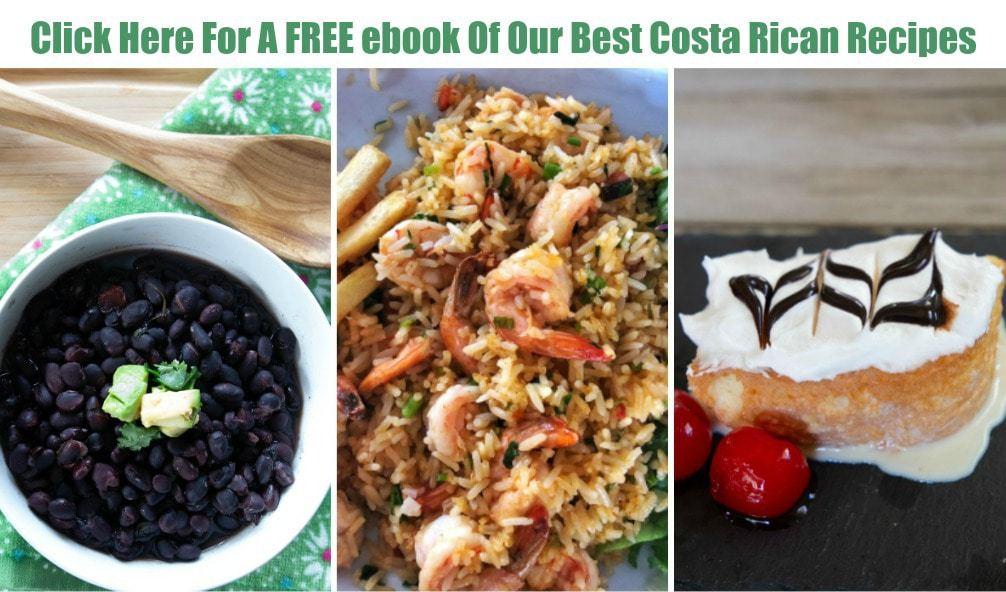 free ebook popular costa rican recipes