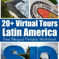 20 Plus virtual tours in Latin America with images to show.