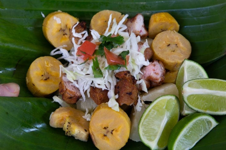 Costa Rican Vigoron Recipe