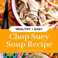 Chop Suey Soup pinterest image