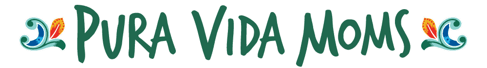 Green lettering on a white background.