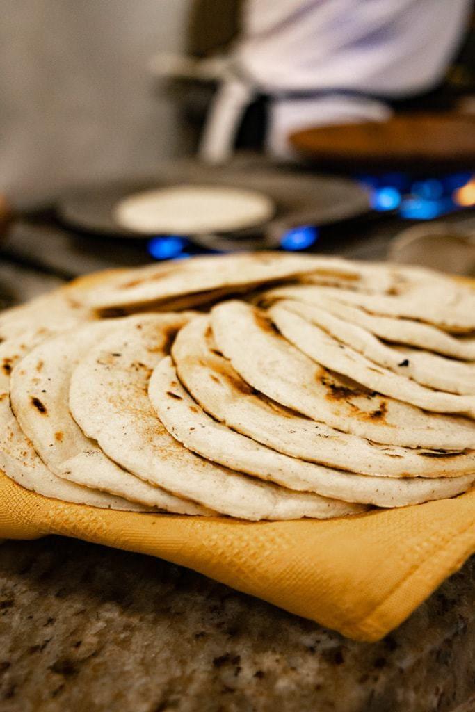 Costa Rican Tortillas