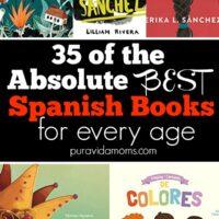 35 best spanish books pinterest image