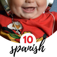 Songs In Spanish pinterest image