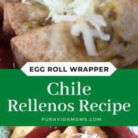 Colorado Style Chiles Rellenos pinterest image