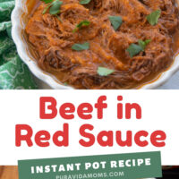 beef in red sauce pin image