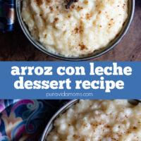 recipe for arroz con leche costa rican dessert.