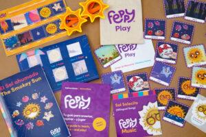 Feppy Box Contents