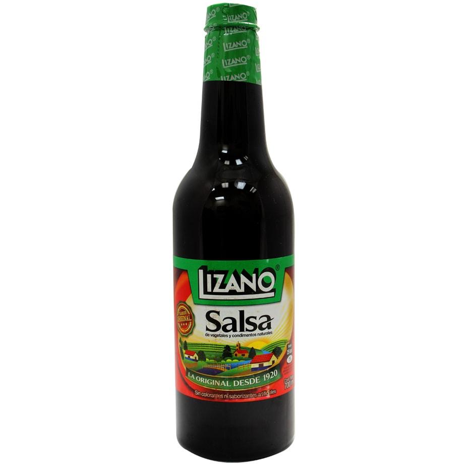 Salsa Lizano Costa Rica