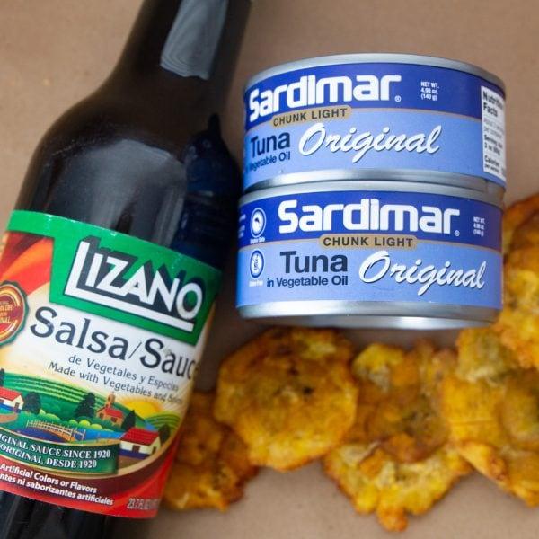Atun sardimar costa rica salsa lizano