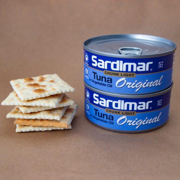 sardimar tuna cans