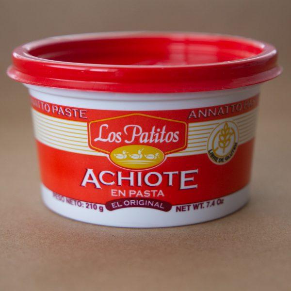 Lost Patitos Costa Rica Achiote