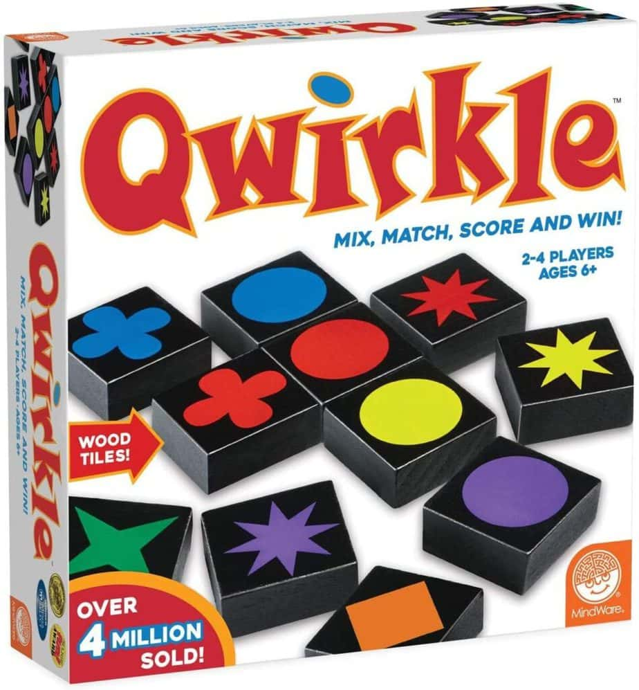 product image of qwirkle