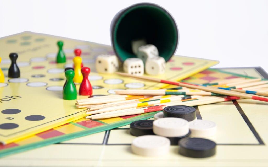 Spanish board games